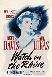 Watch Free Watch on the Rhine (1943)