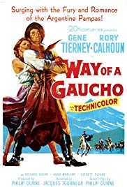 Watch Free Way of a Gaucho (1952)
