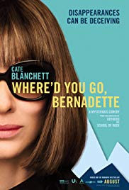 Watch Free Whered You Go, Bernadette (2019)