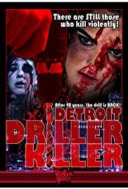 Watch Free Detroit Driller Killer (2020)