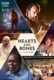 Watch Free Hearts and Bones (2019)