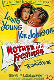 Watch Free Mother Is a Freshman (1949)