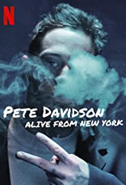 Watch Free Pete Davidson: Alive from New York (2020)