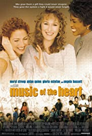 Watch Free Music of the Heart (1999)