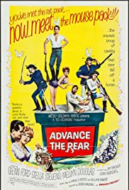 Watch Free Advance to the Rear (1964)