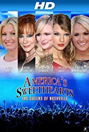 Watch Free Americas Sweethearts: Queens of Nashville (2014)