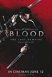 Watch Free Blood: The Last Vampire (2009)