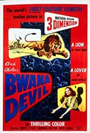 Watch Free Bwana Devil (1952)