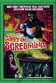 Watch Free Carry on Screaming! (1966)
