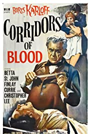 Watch Free Corridors of Blood (1958)