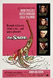 Watch Free De Sade (1969)