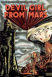 Watch Free Devil Girl from Mars (1954)