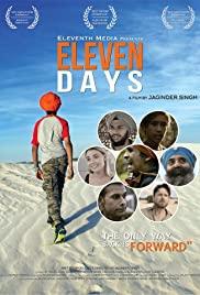 Watch Free Eleven Days (2017)