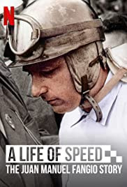 Watch Free A Life of Speed: The Juan Manuel Fangio Story (2020)