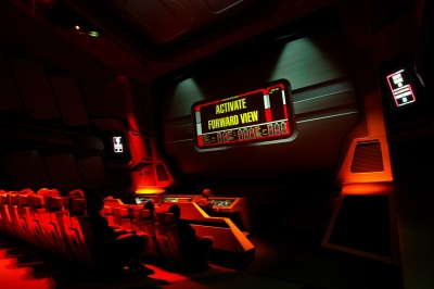 Watch Free Farewell to the Star Trek Experience (2009)