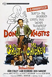 Watch Free The Ghost and Mr. Chicken (1966)