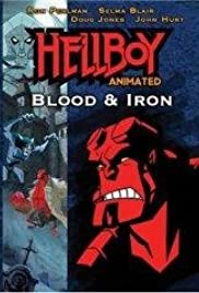 Watch Free Hellboy Animated: Blood and Iron (2007)