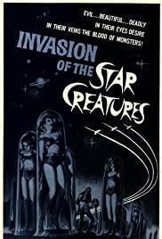 Watch Free Invasion of the Star Creatures (1962)
