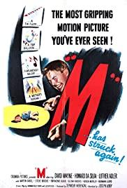 Watch Free M (1951)