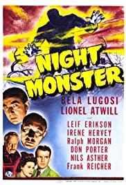 Watch Free Night Monster (1942)