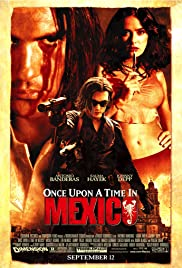 Watch Free Once Upon a Time in Mexico (2003)