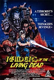 Watch Free Raiders of the Living Dead (1986)