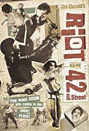 Watch Free Riot on 42nd St. (1987)