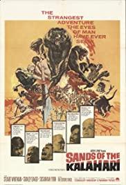 Watch Free Sands of the Kalahari (1965)