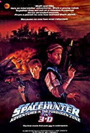 Watch Free Spacehunter: Adventures in the Forbidden Zone (1983)