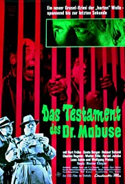 Watch Full Movie :The Terror of Doctor Mabuse (1962)