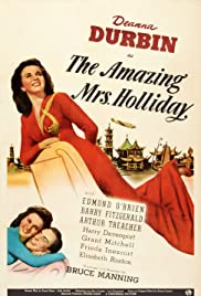 Watch Free The Amazing Mrs. Holliday (1943)