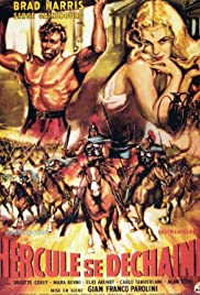 Watch Free The Fury of Hercules (1962)