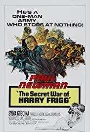 Watch Free The Secret War of Harry Frigg (1968)