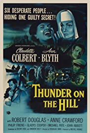 Watch Free Thunder on the Hill (1951)