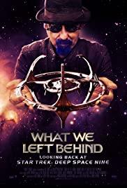 Watch Free What We Left Behind: Star Trek DS9 (2018)