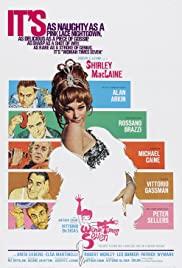 Watch Free Woman Times Seven (1967)