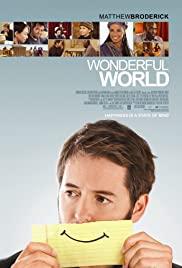 Watch Free Wonderful World (2009)