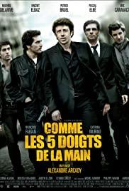 Watch Free Comme les cinq doigts de la main (2010)