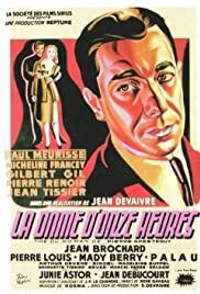Watch Free La dame donze heures (1948)