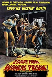 Watch Free Escape from Womens Prison (1978)