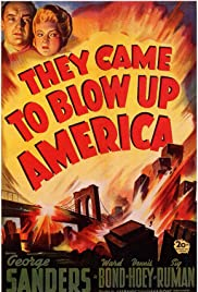 Watch Free They Came to Blow Up America (1943)