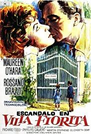 Watch Free The Battle of the Villa Fiorita (1965)