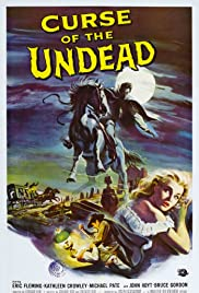 Watch Free Curse of the Undead (1959)