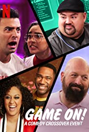 Watch Free Game On! A Comedy Crossover Event (2020 )
