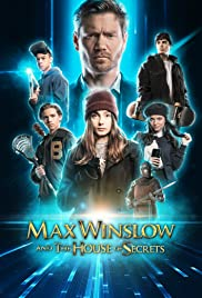 Watch Free Max Winslow and the House of Secrets (2019)