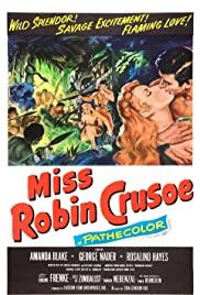 Watch Free Miss Robin Crusoe (1954)