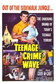 Watch Free TeenAge Crime Wave (1955)