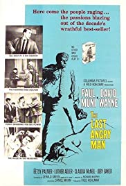 Watch Free The Last Angry Man (1959)