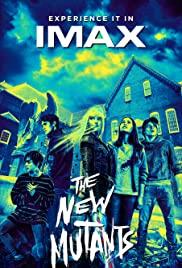Watch Free The New Mutants (2020)