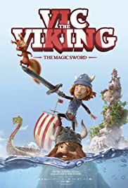 Watch Free Vic the Viking and the Magic Sword (2019)